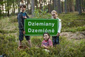 Dwujęzyczne nazwy miejscowości na Kaszubach