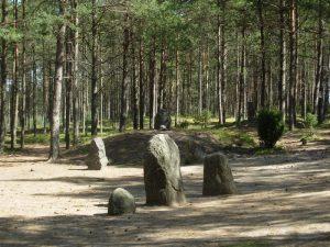 kamienne kręgi, cmentarzysko, kurhany, kręgi, Goci