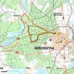 Szlak nordic walking ,,Przez Gajówkę Rybaki''