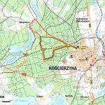 Szlak nordic walking ,,Wokół Strzelnicy''