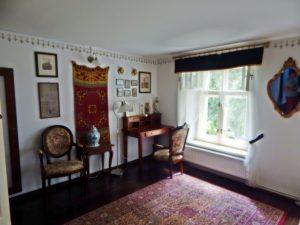 Sikorzyno, Dwór Wybickich, muzeum, zwiedzanie