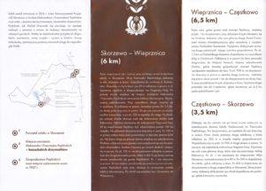 szlak kaszubskich drzymalitów, SKorzewo, szlak rowerowy, stolemowe szlaki, kaszuby