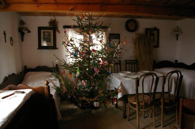 Muzeum we Wdzydzach zaprasza na GODË – Boże Narodzenie na Kaszubach.